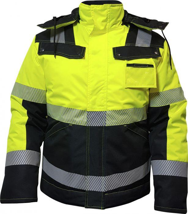 Talvitakki Arctic Prowear Hi-Vis Keltainen
