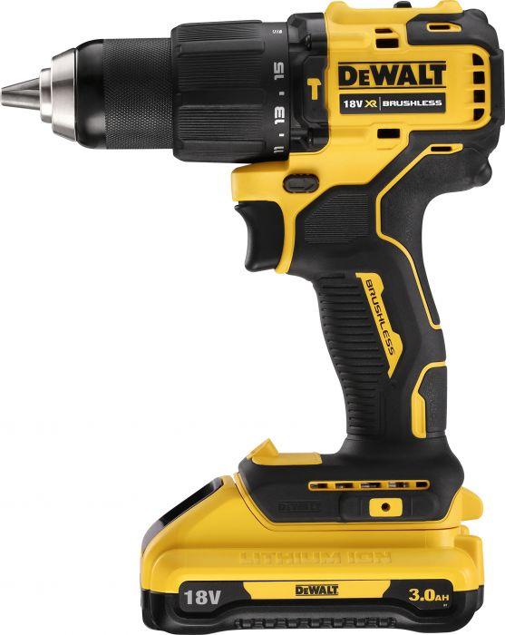 Iskuporakone DeWalt DCD709L2T-QW