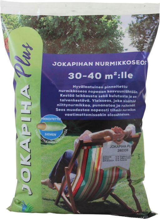Jokapiha Plus nurmikkoseos 1 kg