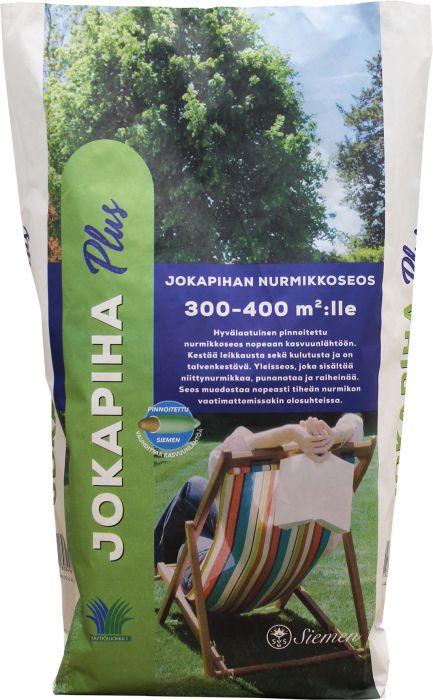 Jokapiha Plus nurmikkoseos 10 kg