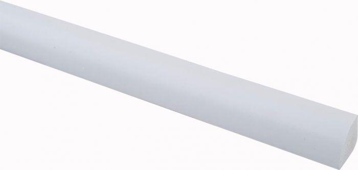 Mattolista Maler PVC Harmaa 18 x 18 x 2500 mm