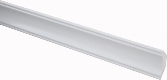 Kattolista Maler PVC Aura 22 x 22 x 2700 mm