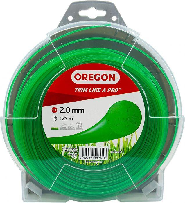 Trimmerilanka Oregon 2,0 mm x 127 m