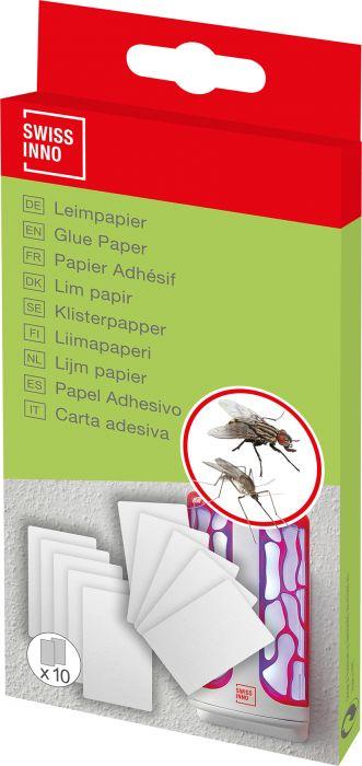 Liimapaperi Swissinno hyönteispyydykseen 10 kpl