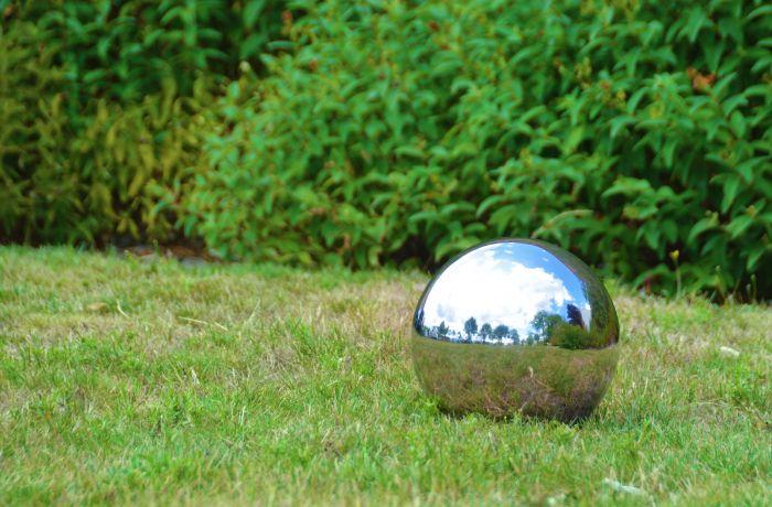 Teräspallo 24,4 cm