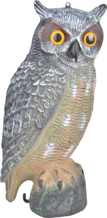 Linnunpelätin pöllö