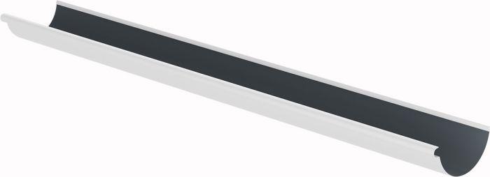 Vesikouru JanLa Pyöreä Valkoinen 0,6 x 125 x 3000 mm