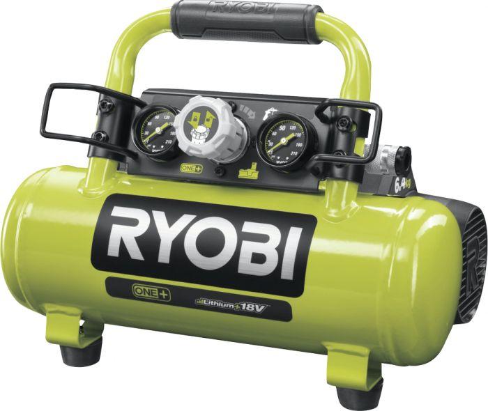 Ilmakompressori Ryobi R18AC-0 18V