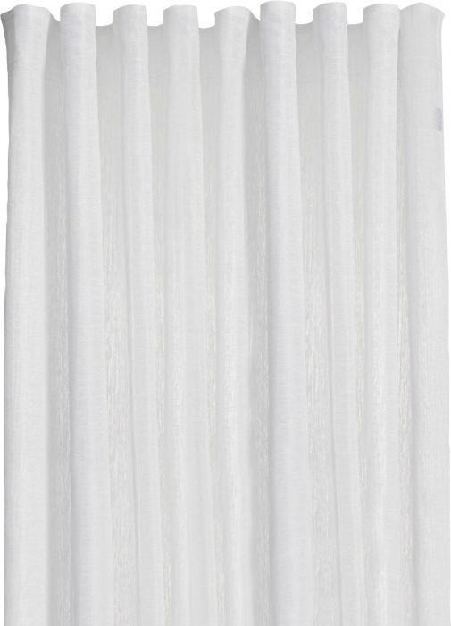 Valmisverho Hasta Skimra 268 x 280 cm Valkoinen