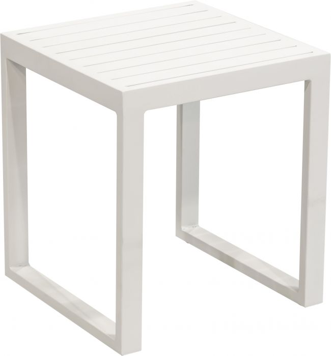 Sivupöytä Sensum Skepparholmen valkoinen