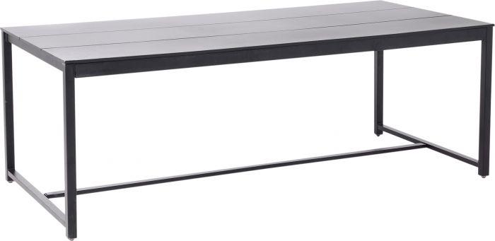 Puutarhapöytä Sensum Lund musta