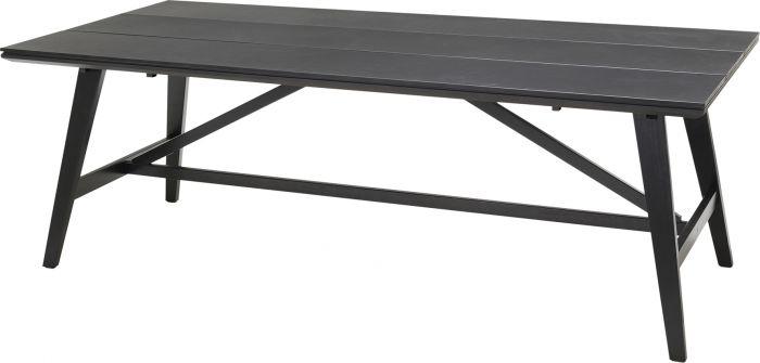 Puutarhapöytä Sensum Visby musta