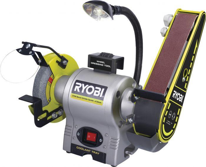 Yhdistelmähiomakone Ryobi RBGL250G 370W