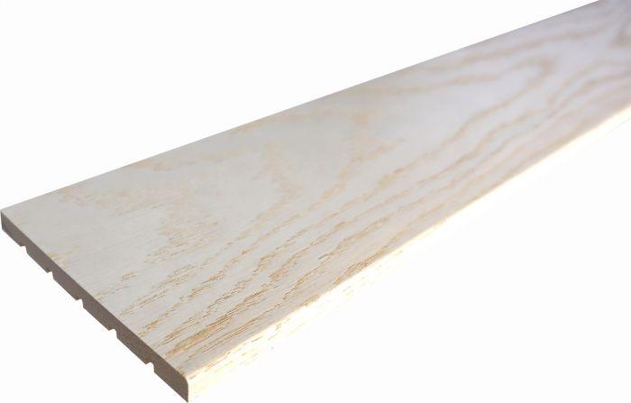Kynnyslista Dione Valkotammi 9 x 100 mm 1 M