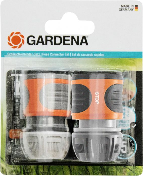 Pikaliitinsarja Gardena 13-15 mm