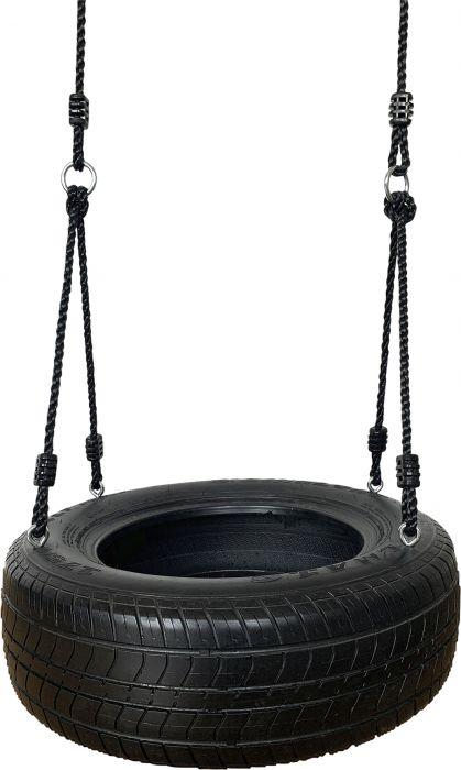 Rengaskeinu musta 56 cm