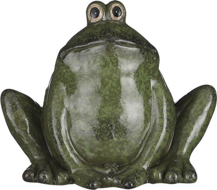 Puutarhakoriste sammakko 20 x 13,5 x 16 cm