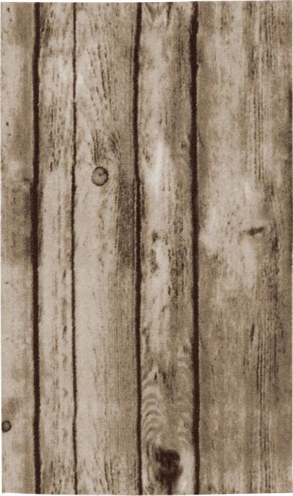 Käytävämatto Metrade Hestia Wood Ruskea 100 cm
