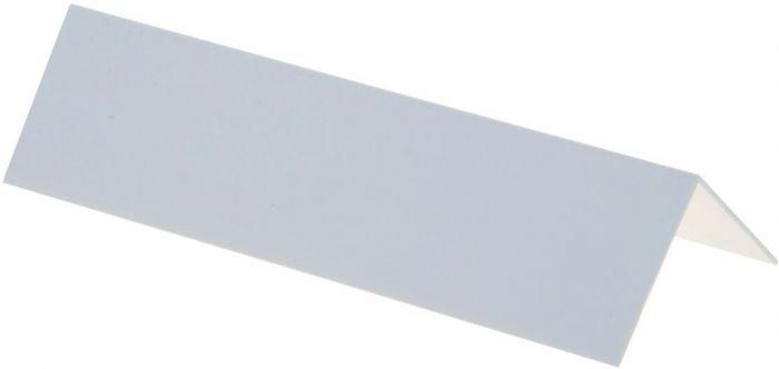 Kulmalista Maler 60 x 60 x 2700 mm PVC valkoinen