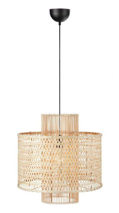 Riippuvalaisin Markslöjd Ambon Bambu 50 cm