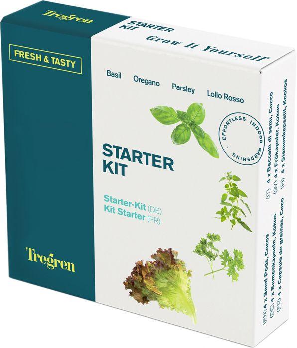 Siemenkapseli Tregren Starter Pack aloituspakkaus