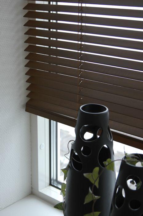 Puusälekaihdin Hasta 140 x 160 cm Kahvi