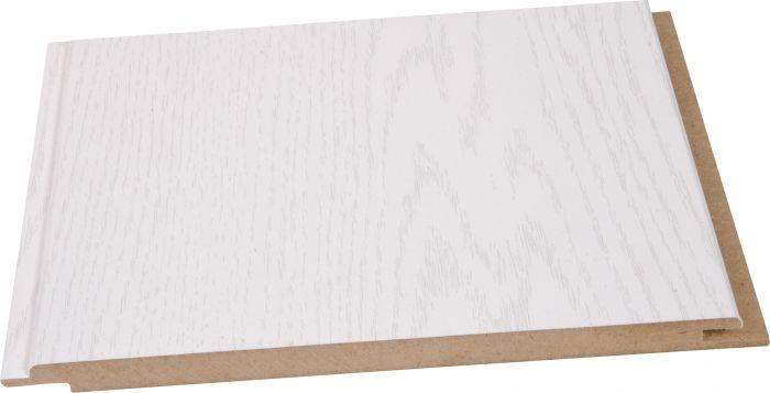 Kattopaneeli Maler MDF Valkosaarni  STP 10 x 185 x 2070 mm