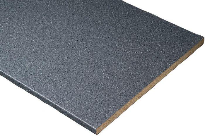 Työtaso Resopal Action Black Granite