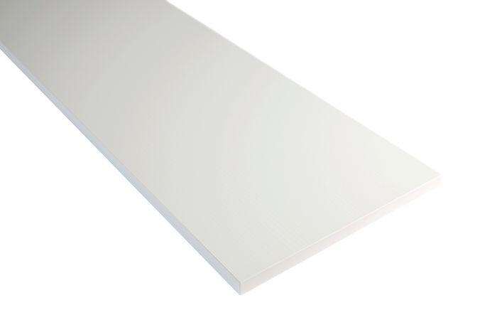 Hyllylevy Premium White W1000 19 mm