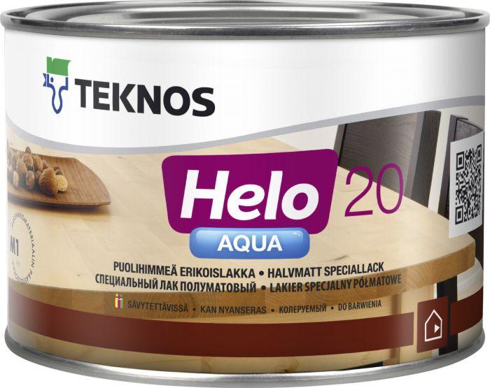 Erikoislakka Teknos Helo Aqua 20