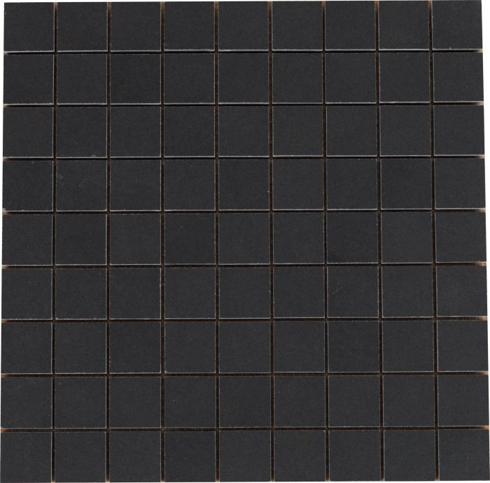 Mosaiikki Palazzo Ambiente 30 x 30 cm Musta