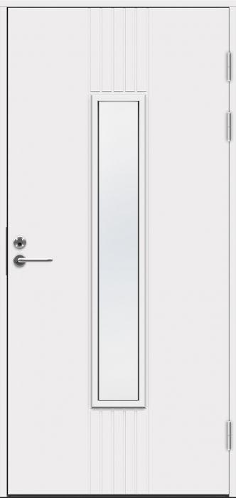 Ulko-ovi Swedoor Function F2050 W28 Valkoinen