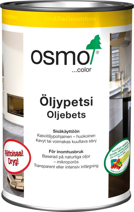 Öljypetsi Osmocolor 3543 Konjakki
