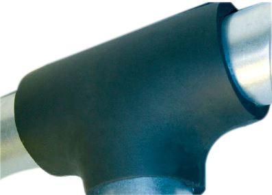 Solukumi T-haara 19 mm 160 x 100