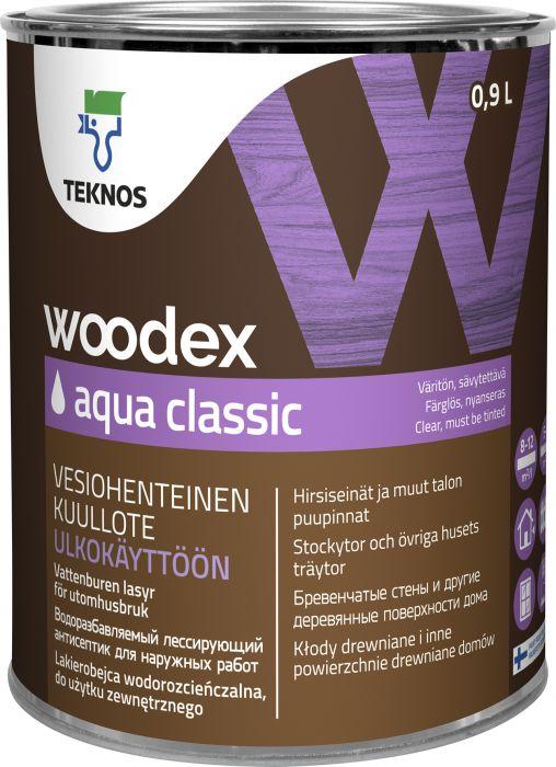 Kuullote Teknos Woodex Aqua Classic