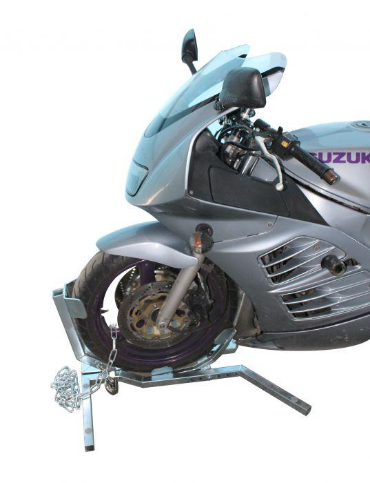 Moottoripyöräteline Bestnet