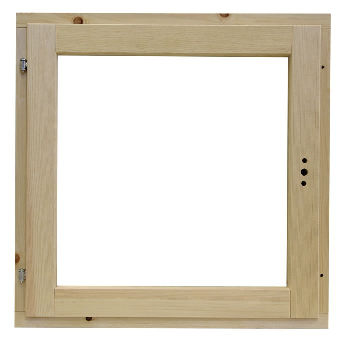 Mökki-ikkuna 6 x 6 MS-131 SK