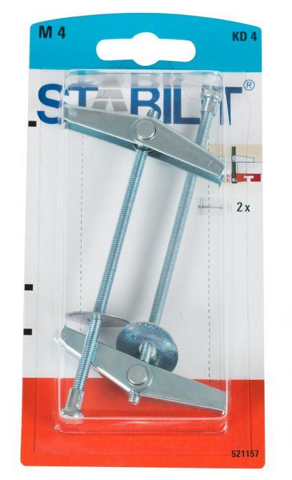 Jousitulppa M 4 Stabilit KD 4 K 105 mm