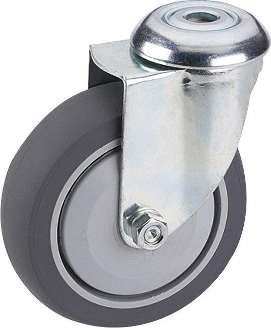 Kalustepyörä Stabilit 50 x 19 mm, 10,2 mm