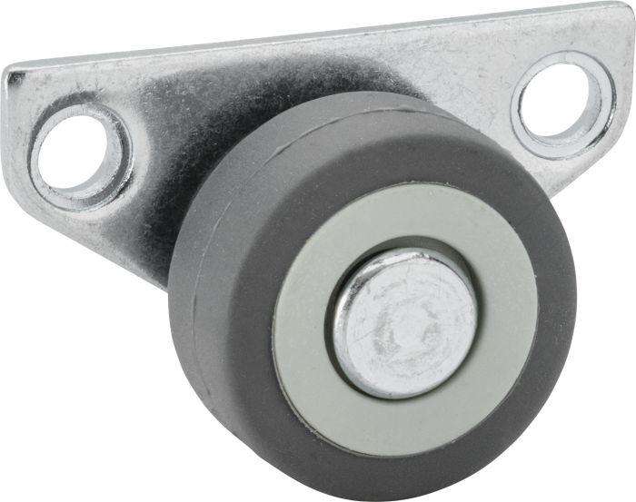 Kalustepyörä Stabilit 30 mm, 52 x 24 mm