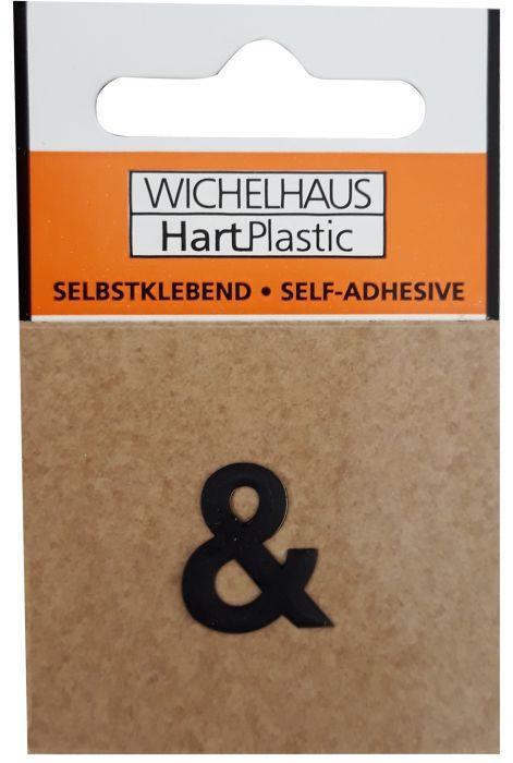 Merkki Wichelhaus HartPlastic Musta 15 mm &