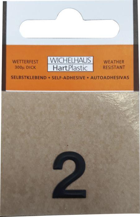 Numero Wichelhaus HartPlastic Musta 15 mm 2