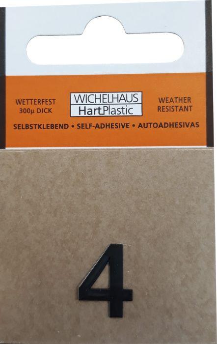 Numero Wichelhaus HartPlastic Musta 15 mm 4