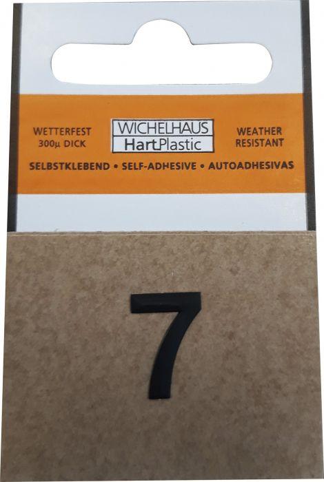Numero Wichelhaus HartPlastic Musta 15 mm 7