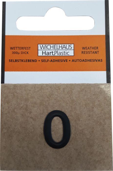 Numero Wichelhaus HartPlastic Musta 15 mm 0