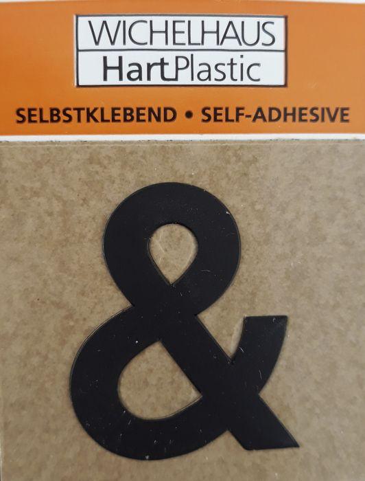 Merkki Wichelhaus HartPlastic Musta 30 mm &
