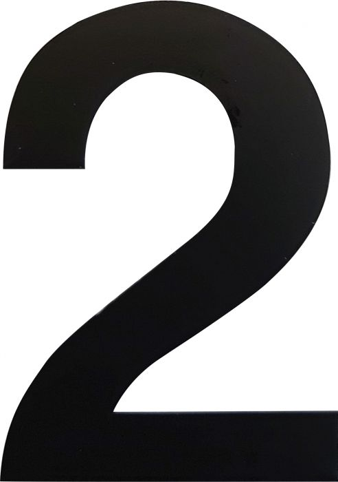 Numero Wichelhaus HartPlastic Musta 50 mm 2