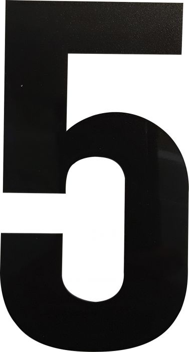 Numero Wichelhaus HartPlastic Musta 100 mm 5
