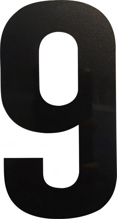 Numero Wichelhaus HartPlastic Musta 100 mm 9
