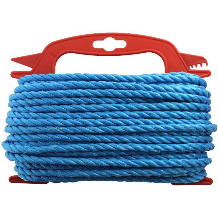 PP-köysi Stabilit Ø 6 mm sininen